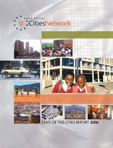 South African State of the Cities Report 2006
